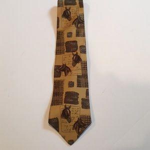 Ralph Lauren Horse Tie